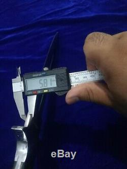 17.3 Seo Custom Handmade Full Tang D2 Tool Steel Heavy Duty Combat Dagger Knife