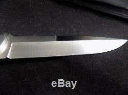 1980's Al Mar Model 3005.6 Sere Fighting Dagger Knife Micarta Handle Pristine co