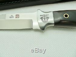 1980s NOS AL MAR KNIFE MADE IN SEKI JAPANwithSHEATH DE OPPRESSO LIBER DAGGER