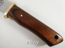 AL MAR M-30 IMMIGRATION BORDER PATROL Vintage 1980's Combat Dagger Knife