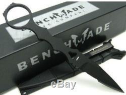 Benchmade SOCP Dagger Part Serrated Spear Point Skeletonized Knife 178SBK