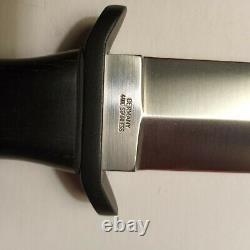 Böker (Solingen, Germany) Applegate-Fairbairn dagger combat knife #120543W