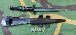 British J. Nowill & Sons Mk3 Raf Commando Dagger Fighting Trench Knife