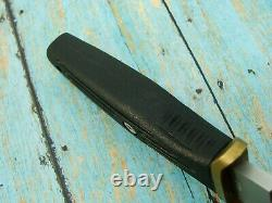 Discontinued Boker Germany Applegate Fairbairn Fs Combat Dagger Fighting Knife
