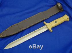 Eickhorn Knife Dagger Germany Pig Sticker Boar Hunter Tan Coyote Survival DEALER