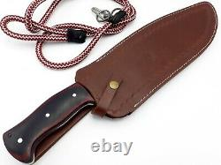 Fine Quality Handmade Rare D2 Tool Hunting Bowie Dagger Knife Randal Ar