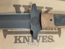 GBRS Group x Winkler Knives Combat Dagger (TAN) NEW With Slap Stickers supdef fog