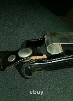 GERBER USA Combat Boot Knife Dagger withsheath Mark 1. Mk1