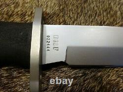 Gerber BMF no serrations PROFESSIONALLY SHARPENED Scalpel Sharp! Knife Dagger