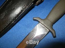 Gerber MK1 Fighting Knife Mark I Boot Knife Dagger Grey Grip
