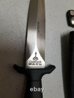 Gerber Mark 1 Mk 1 Fighting Knife Dagger