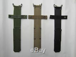 John Ek Knife Dagger Sheath Camillus Case Utica M3 M6 Patriot Military Trading