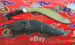 Kukri knife OLD REGIMENTAL Khukuri by HERITAGE KNIVES military history dagger