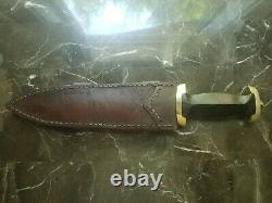 Large Custom Fighting Fighter Dagger knife