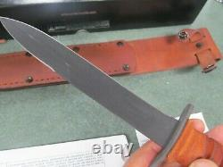 OKC Ontario USA WWII M3 Trench Knife Carbon Steel Combat Bayonet Dagger Blade