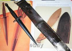OSS Dagger Fighting Knife