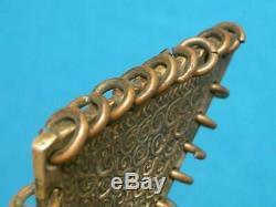 Odd Antique Middle Eastern Asian Combat Fightingdirk Dagger Knife Knives Vintage