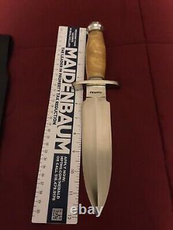 Randall Made Knives Tom Cliton Special-Dagger Knife-poly Pearl-sheath-Mint