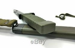 Rare Fighting Dagger Combat Survival Knife Kcb Eickhorn Solingen German Army