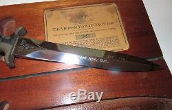 Rare Gerber MKII Mark 2 Airborne Vietnam Army Tribute Knife Old New Stock