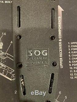 SOG Desert Dagger Knife Seki Japan Discontinued