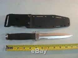 SOG SPECIALTY KNIVES Desert Dagger SEKI-JAPAN Combat Knife RARE