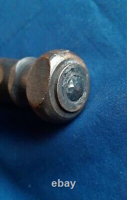 Scarce Wwii U. S. San Antonio Iron Works Fighting Knife, Dagger, Sword