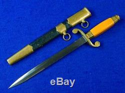 Soviet Russian Russia USSR WW2 Model 1940 Navy Officer's Dagger Fighting Knife