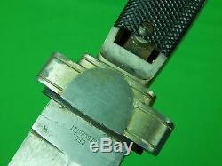 US WW2 Custom Handmade From German Dagger Theater Fighting Knife