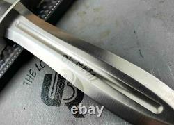 Ubr Custom Handmade D2-tool Steel Hunting Dagger Knife With Micarta Handle