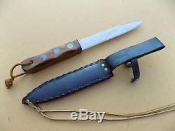 Vietnam Era John Ek Fighting Knife Dagger