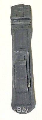 Vintage 1980 Al Mar Valade Engraved Seki Japan Fighting Dagger Knife Sheath