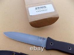 Vintage Blackjack Blackmoor 2000 Fighting Knife Dagger
