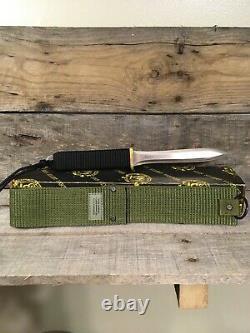 Vintage John EK Commando Knife Dagger PG-5 NOS In Box
