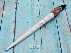 Vintage P Holmberg Eskilstuna Sweden Puukko Dagger Dirk Knife Set Knives