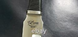 Vintage RARE Blackjack Knives WASP Dagger Fighting Fixed Knife, Unused