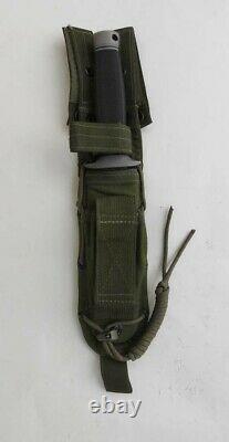 Vtg 2005 Special Edition Sog Desert Dagger Knife Spec Ops Sheath Seiki Sj Japan