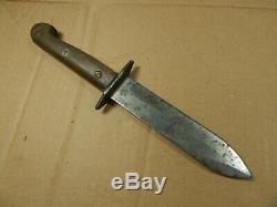 WW2 Australian COMMANDO DAGGER Fighting KNIFE Whittingslowe