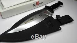 Al Mar Combat Smatchet Ultra Rare Applegate N Fairbairn Couteau Poignard Messer