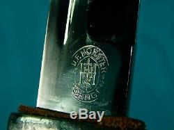 Allemand Allemagne Ww2 Robe Dagger Fighting Couteau W Fourreau