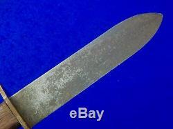Australie Australie Seconde Guerre Mondiale Ww2 Fighting Couteau Dague