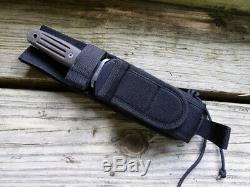Boker Couteau À Lame Fixe Applegate Fairbairn Combat Dagger 120644 Allemand Gaine