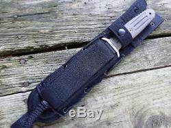 Boker Couteau Harsey 5.5 Vert Micarta Poignard Applegate Fairbairn 120545 Concessionnaire