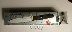 Böker (solingen, Allemagne) Applegate-fairbairn Poignard Couteau De Combat #120543w