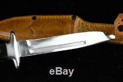 Combat Trench Couteau Bulgare Allemand K98 Remake Dagger Avec Fourreau Ww2