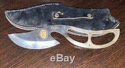 Couteau Antique Dagues 440 Design Unique Inoxydable Fury 33101 Couteau Fighting