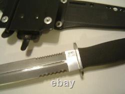 Couteau De Chasse À La Lame Fixe Seki Japon