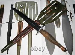Couteau De Combat Rare Oss Dagger