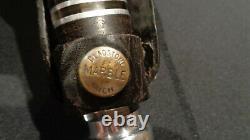 Couteau De Combat Stiletto De La Seconde Guerre Mondiale. 7 7/8 D/e Dagger Blade. Fait De Théâtre