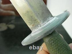 Couteau De Combat Ww2 Usmc Raider Stiletto De Camillus Avec Gaine Rare